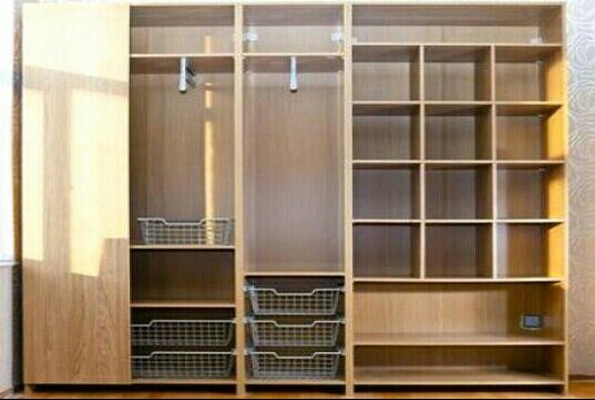 Wardrobe Furniture- A must storage space for apparels.